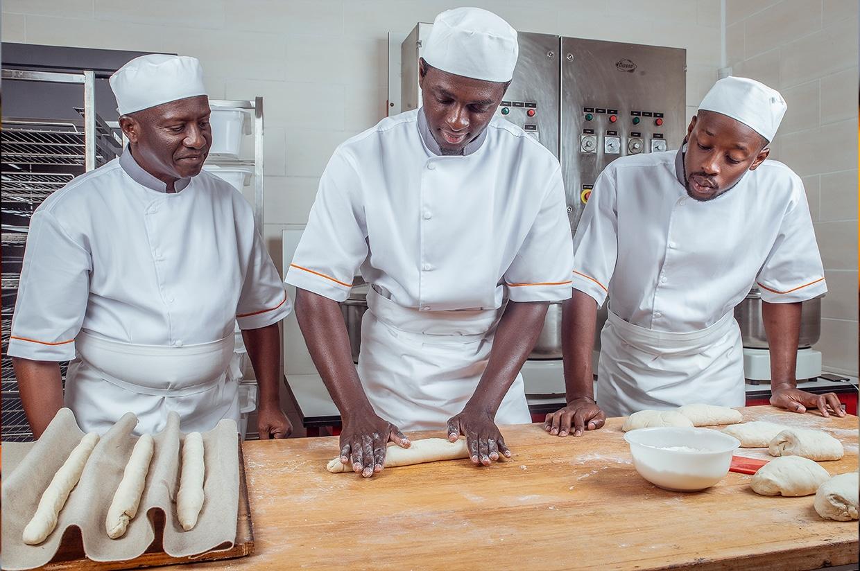 baking center cote d'ivoire